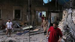 Le plus grand hôpital de la partie rebelle d'Alep détruit par des raids