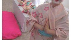 Une mère accusée de racisme à cause de la fête d'anniversaire japonisante de sa