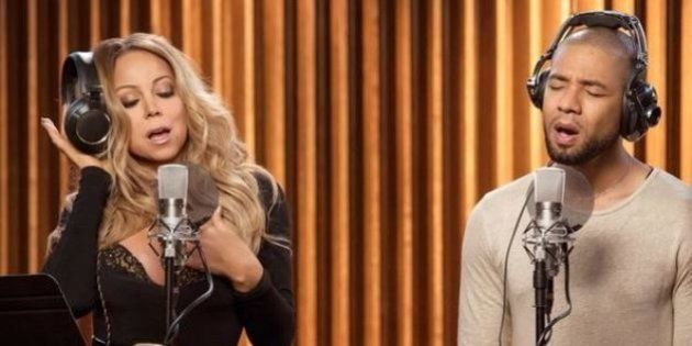 Mariah Carey dévoile la première vidéo d'elle dans
