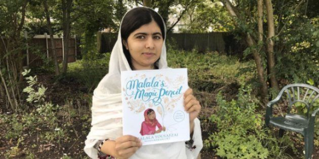 Malala cherche à inspirer les plus jeunes enfants et les encourager à croire en