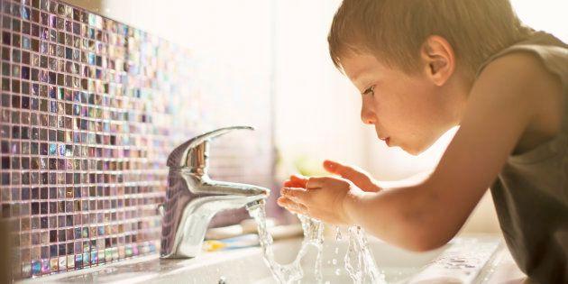 On a découvert une technique pour enlever 99% du Bisphénol A de l'eau en 30