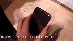 On a testé le Pixel, nouveau smartphone de