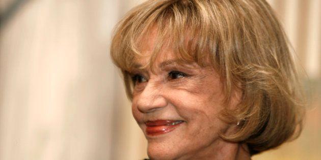 J'ai eu la chance de côtoyer Jeanne Moreau, et ce qu'elle m'a appris n'a pas de