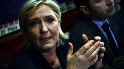 Marine Le Pen n'a pas remboursé les 300.000 euros réclamés par le Parlement