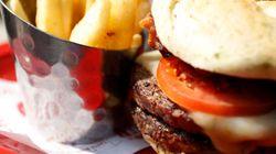 La région de France où on mange les burgers les moins chers