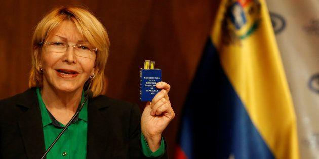 Venezuela: l'Assemblée constituante révoque la procureure générale, figure de l'opposition à