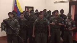 Venezuela: des hommes en tenue militaire, qualifiés de