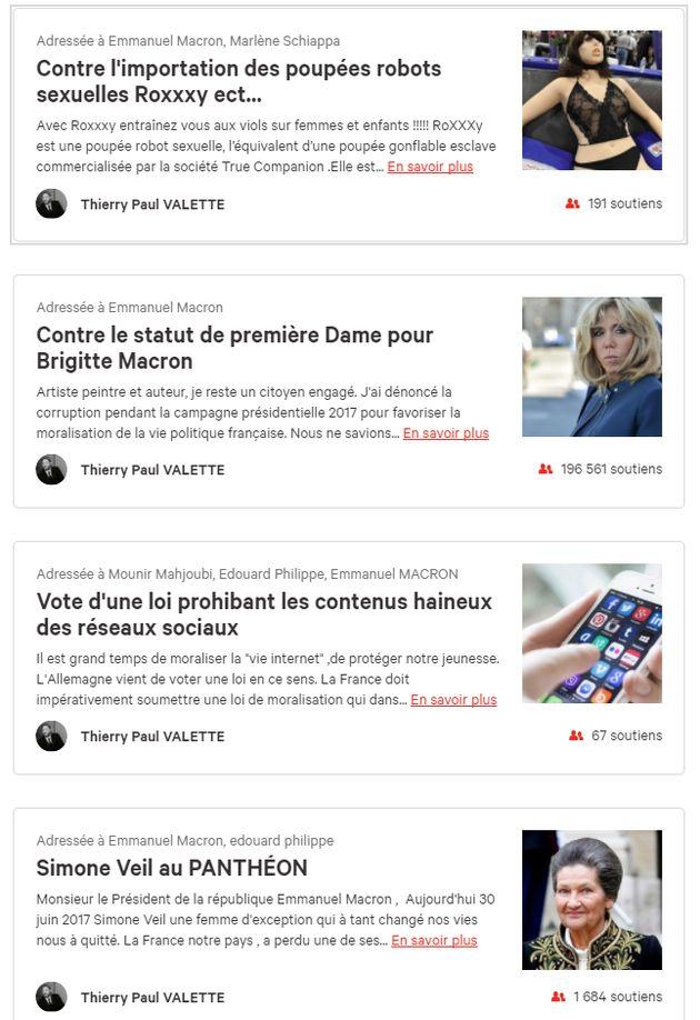 Qui est Thierry Paul Valette, l'auteur de la pétition contre le statut de Brigitte