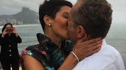 Cristina Córdula célèbre son mariage pour la troisième fois à