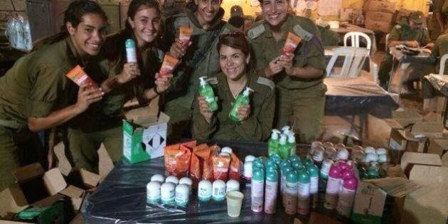 Les cosmétiques Garnier créent la polémique après une photo de femmes soldats de l'armée