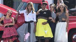 Serena Williams fête l'arrivée de son bébé dans une ambiance