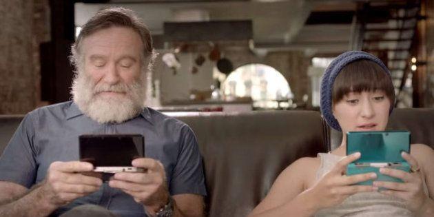 PHOTOS. Robin Williams dans Zelda: Nintendo répond à la pétition des