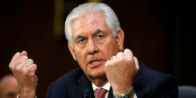 Le Sénat américain approuve l'ultra-controversé Rex Tillerson comme secrétaire d'Etat de Donald