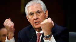 Le Sénat approuve le controversé Rex Tillerson comme secrétaire d'Etat de