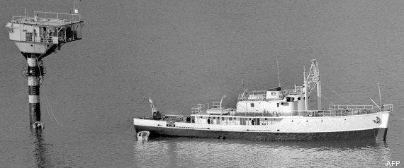 La Calypso du Commandant Cousteau, ce morceau du patrimoine français que vous ne pourrez pas visiter...