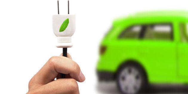 Un quart de voitures électriques en France, c'est