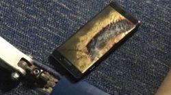 Même les Samsung Galaxy Note 7 de remplacement prennent