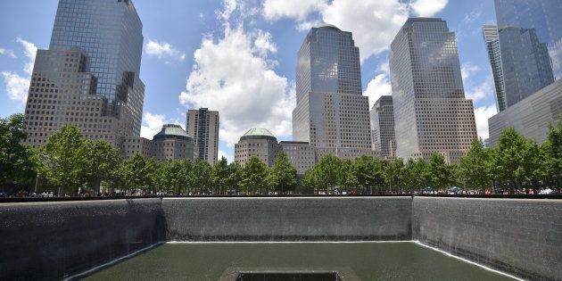 Le mémorial de Ground Zero, à New