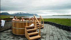 Dans ce spa islandais, vous pouvez prendre un bain de