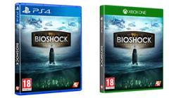 L'intégrale Bioshock rééditée sur PS4 et Xbox