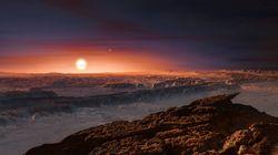 L'exoplanète la plus proche de la Terre pourrait être un immense