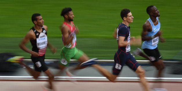 Pierre-Ambroise Bosse champion du monde du 800m à
