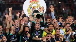 Le Real de Zidane remporte sa 2e Supercoupe d'Europe d'affilée face à