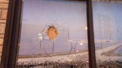 Une mosquée de Montréal vandalisée le jour des funérailles des victimes de la fusillade à