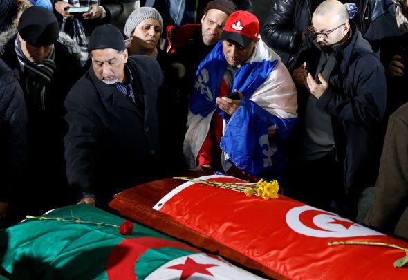L'impressionnant hommage national des Canadiens aux morts de la mosquée de