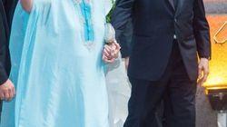 Hillary Clinton a trouvé la tenue parfaite pour un mariage