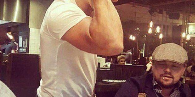 Leonardo Di Caprio s'est vu saler sa viande par le phénomène des réseaux sociaux Salt