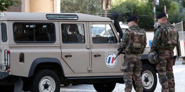 A Levallois-Perret ce mercredi. REUTERS/Benoit