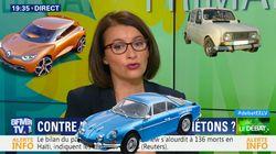 Cécile Duflot aime les voitures (même celles qui