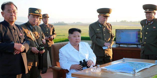 La Corée du Nord accuse Trump