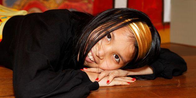 Ma fille Anne-Laure est décédée à 14 ans des suites d'une tumeur au cerveau, il y a cinq ans.