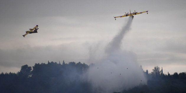 Après 500 hectares brûlés et 400 personnes évacuées, l'incendie dans l'Hérault a été