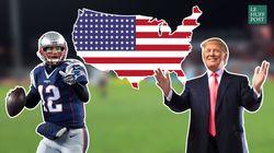 La star annoncée du Super Bowl, symbole parfait de l'Amérique de