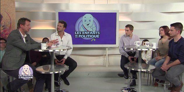 Yannick Jadot interviewé sur et par les jeunes dans