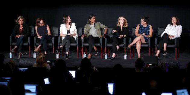 Les réalisatrices Gwyneth Horder-Payton, Liza Johnson, Rachel Goldberg, Meera Menon, Steph Green, Alexis...
