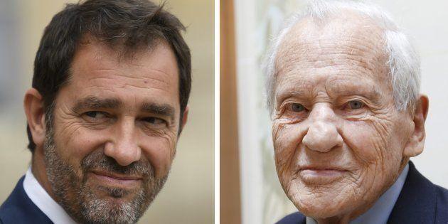 Christophe Castaner et Jean d'Ormesson racontent la retraite de Nicolas