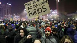 Sous la pression des manifestations monstres, la Roumanie abroge son décret contesté sur la