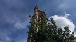 Il n'y a pas que la Tour Eiffel: visite guidée de la Tour Saint Jacques avec une superbe vue sur