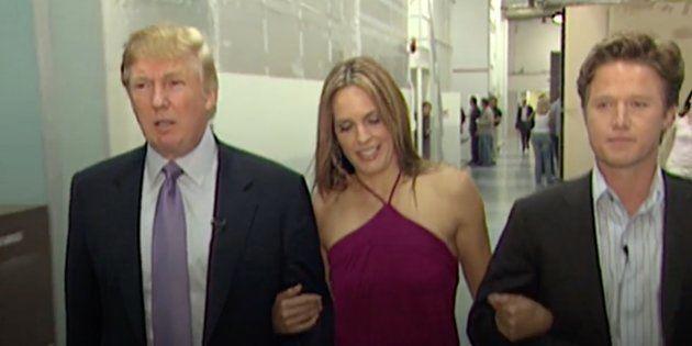 Une vidéo de Donald Trump proférant des propos obscènes sur les femmes soulève un immense