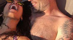 La belle photo de couple de Sonia Rolland et Jalil Lespert en
