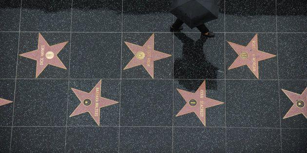 Charles Aznavour Va Avoir Son étoile Sur Le Walk Of Fame D