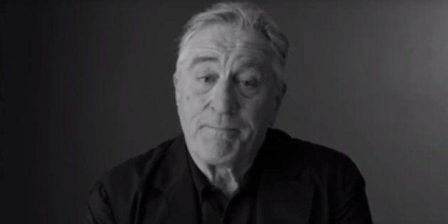 Dans une vidéo diffusée sur Fox News, l'acteur Robert de Niro a ouvertement critiqué Donald