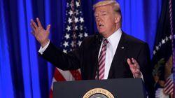 Trump explique que le remplacement de l'Obamacare sera plus compliqué que