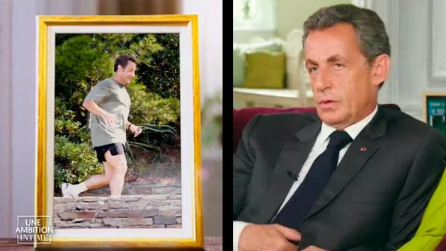 A l'automne 2016, Nicolas Sarkozy avait déjà participé à