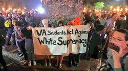 Ces étudiants encerclés par des suprémacistes à Charlottesville sont les héros de