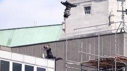 Tom Cruise se blesse lors d'une cascade sur le tournage de